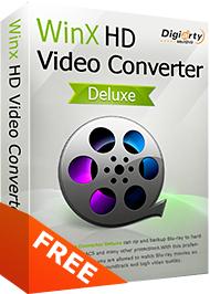 WinX HD Video Converter Deluxe gratis