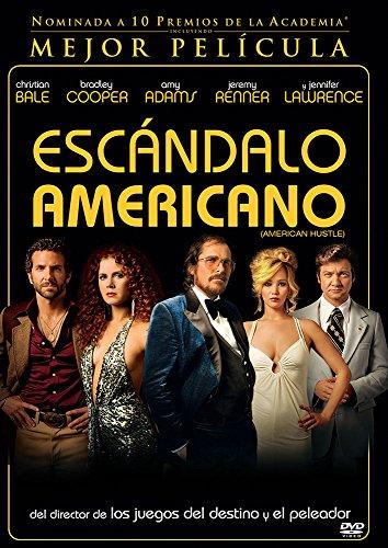 Amazon: Escándalo Americano (American Hustle) DVD