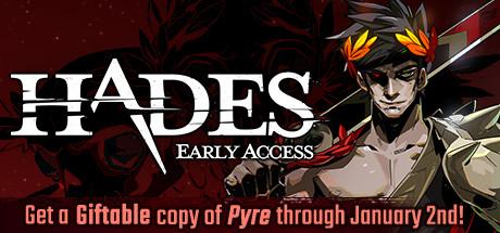 STEAM [PC]: Hades con 20% de descuento y obten una copia de Pyre PARA REGALAR