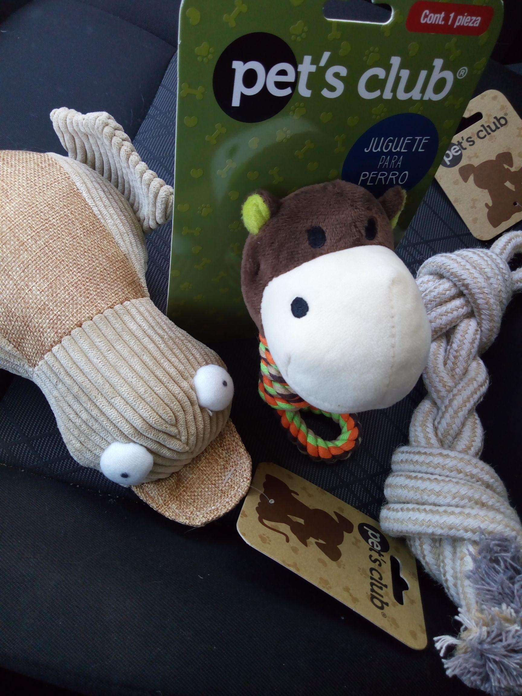 LaComer: juguete para perro a $3.75 comprando 2 piezas.