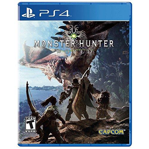 Amazon: PS4 Monster Hunter World