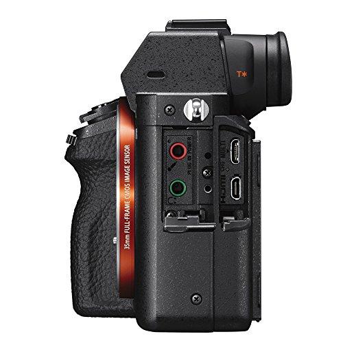 Amazon, Sony ILCE -7SM2 cámara Alpha Mirrorless con montura E Full-Frame CMOS con grabación 4K