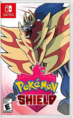 Amazon MX Pokemon Shield Nintendo Switch