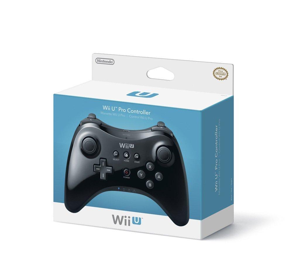 Amazon MX: Control Pro de Wii U negro a $739 con envío gratis