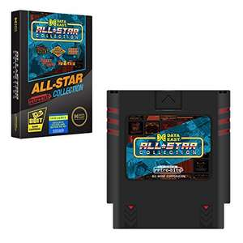 Amazon Retro-Bit Data East All Star Collection Cartridge