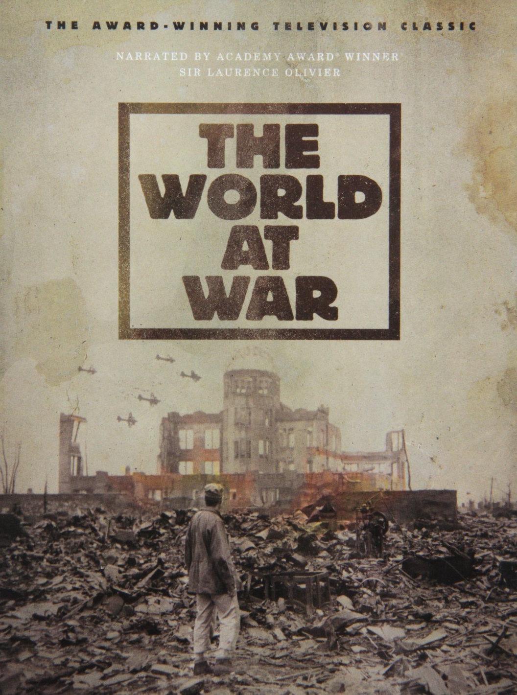 Serie Documental THE WORLD AT WAR, en streaming 1080p GRATUITO cortesía de Green TV.