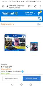 Walmart: Consola PS4 + Dishonored