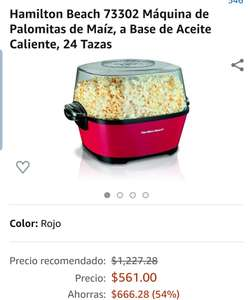 Amazon: PALOMERA HAMILTON BEACH 24 TAZAS