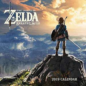 "Amazon: Calendario oficial de ""The legend of Zelda"""