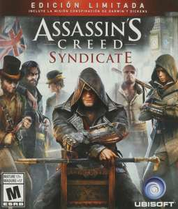 Amazon: Assassin's Creed: Syndicate Limited Edition - Xbox One/Ps4 a $399