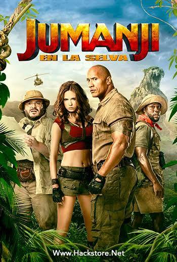 iTunes: Jumanji en la selva 4k