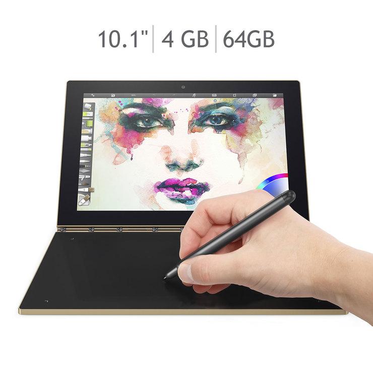 "Costco Lenovo, Tablet Yoga Book 10.1"""