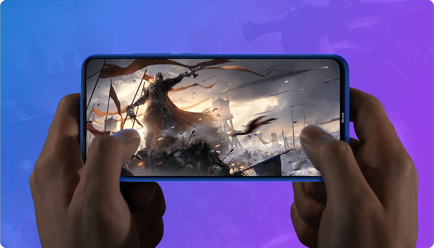 Linio: Xiaomi Redmi Note 8 dual 64+ 4 GB- Negro