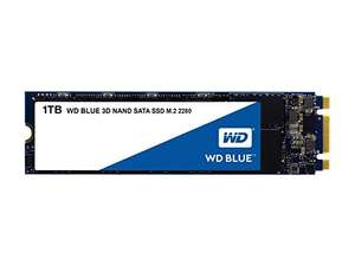 Amazon: 1TB Blue 3D NAND SATA III M.2 2280 Internal SSD (No es PCI Nvme)