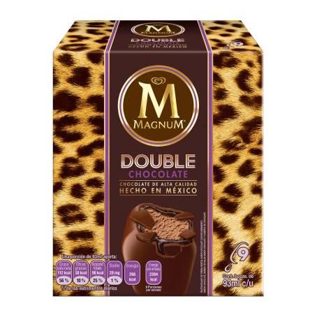 Sam's Club Magnum Double Chocolate x9x93ml