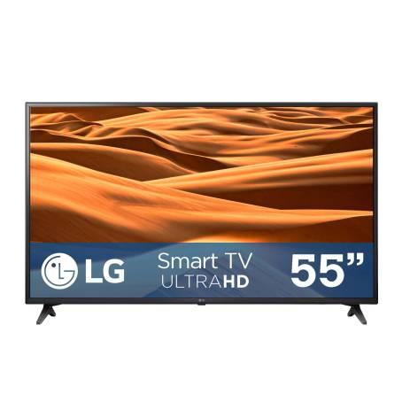 Pantalla Lg 55 pulgadas Al ThinQ 4k Smart Tv
