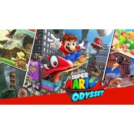 Nintendo eShop: Super Mario Odyssey