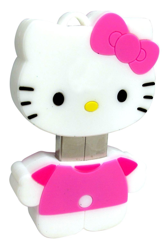 Amazon MX: Memoria USB Hello Kitty 8GB $68