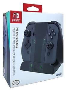 Amazon: Estación de Carga con Grip Nintendo Switch