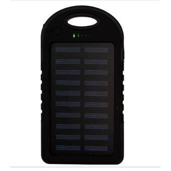 Linio: Power Bank de 10000 MAH con panel solar