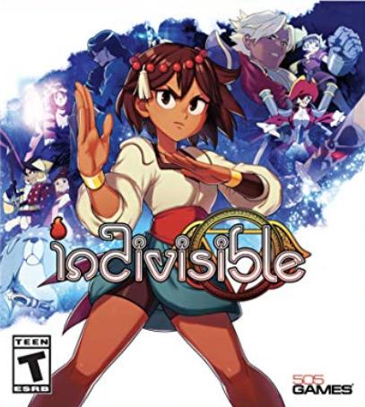CDKeys: Indivisible (Steam)