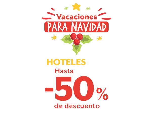 Best Day: Hasta 50 % de descuento en hoteles