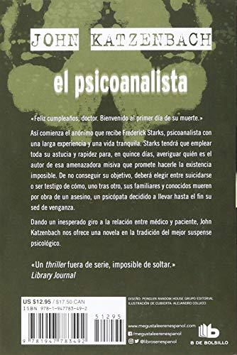 Amazon: Libro El Psicoanalista