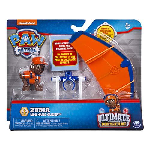AMAZON- Paw Patrol Mini Vehículo Ultimate Rescue, Zuma