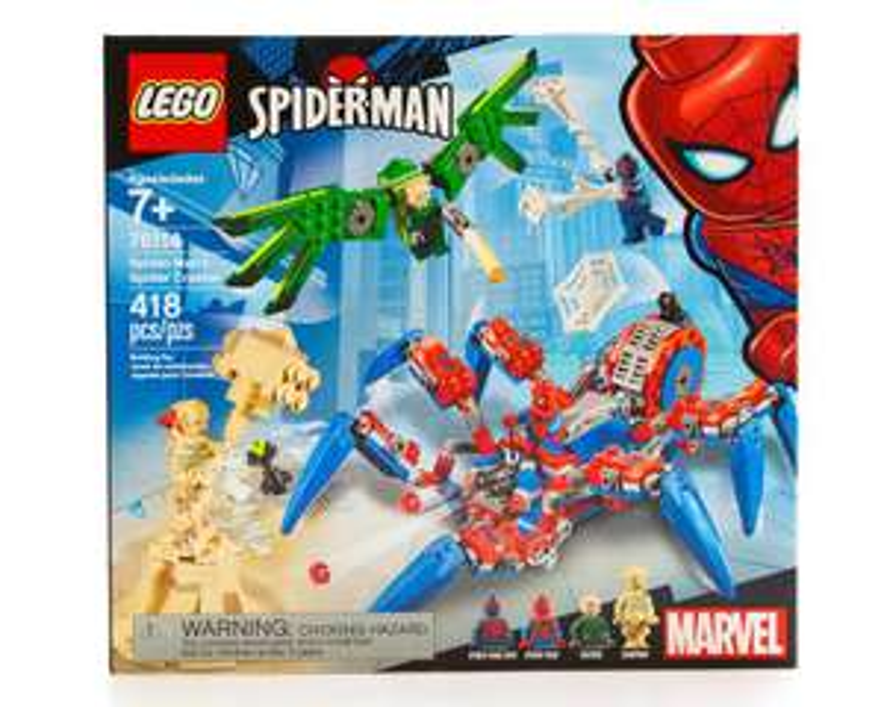 coppel Lego Marvel Spider-Man