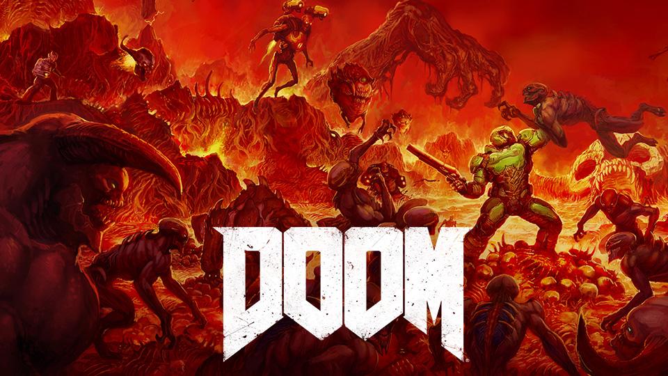 Nintendo Doom para Switch