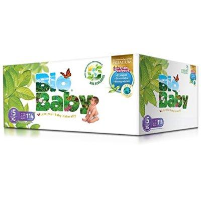 Amazon México: 114 Pañales Bio baby de $429 a solo $145 en talla XG