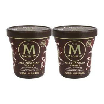 Sam's Club: Dos helados Magnum