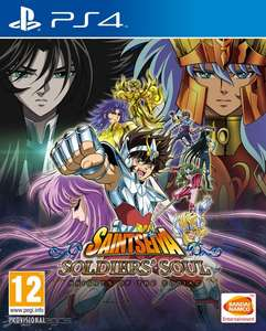 PS Store: Saint Seiya Soldiers Soul (Caballeros del Zodiaco) - PS4