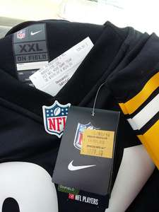 Nike Factory: Jersey NFL Nike a $540