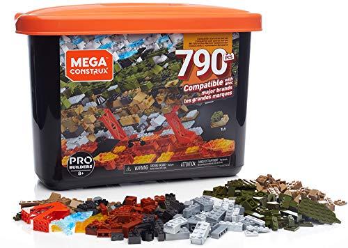Amazon MX: Mega Construx Mega Caja de 790