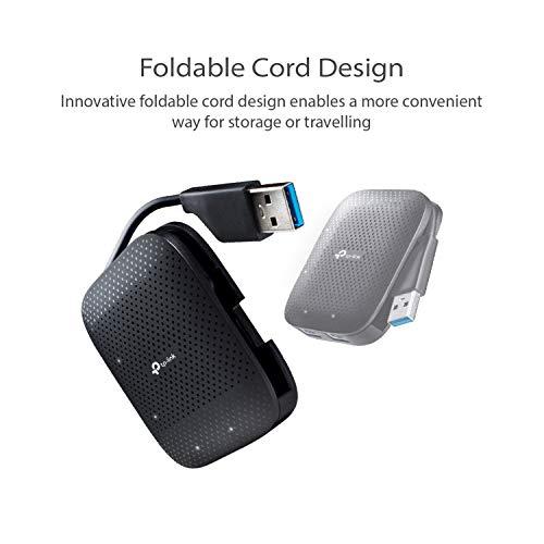 Amazon: TP-Link, Hub USB, 5000 MB/s, Color Negro. Compatible con consolas.