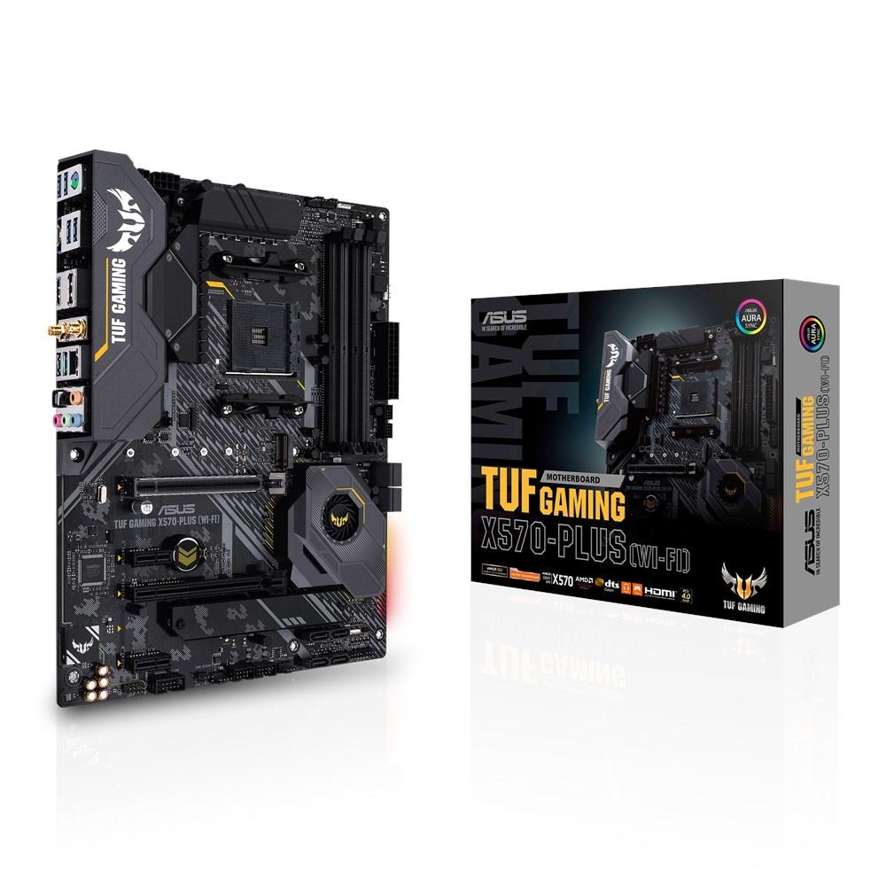 CyberPuerta: Asus TUF Gaming X570 .