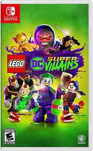 Amazon: LEGO DC Super-Villains - Nintendo Switch - Standard Edition