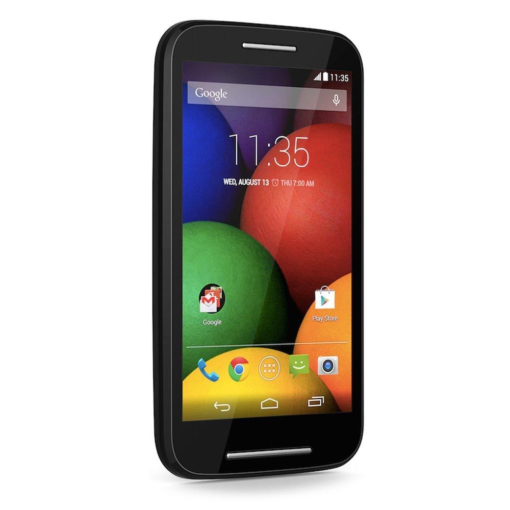 Amazon MX: Motorola XT1021 Moto E Smartphone 4GB Color negro a $569