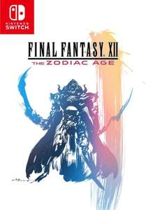 GAME PLANET FINAL FANTASY XII THE ZODIAC AGE