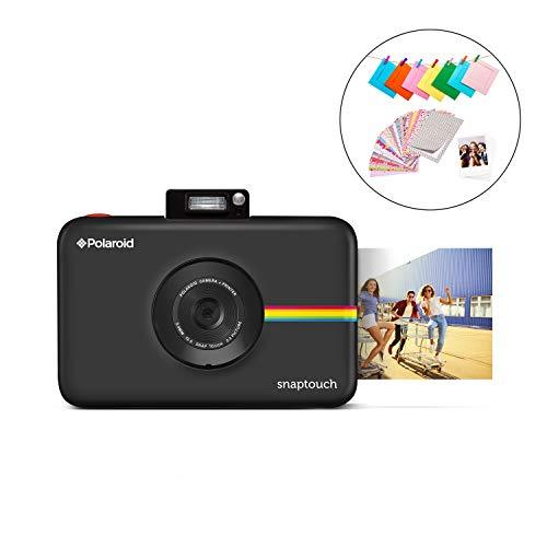Amazon. Cámara instantánea digital táctil Polaroid