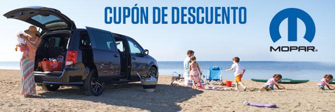 Mopar: Cambio de Filtro y Aceite+Revision de seguridad Dodge, Chrysler, Jeep (50% de descuento)