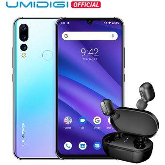 Linio: UMIDIGI A5 Pro + Upods de regalo.