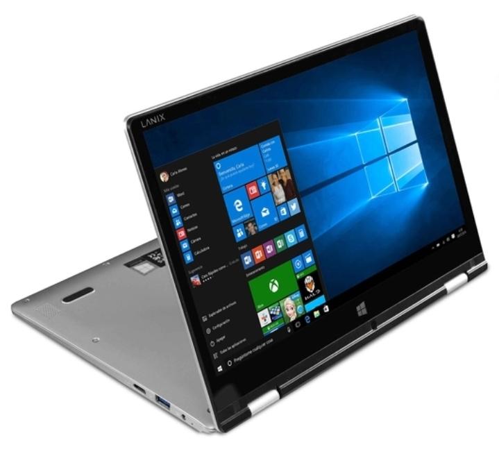Office Depot: Laptop 2 en 1 Lanix A64-S19