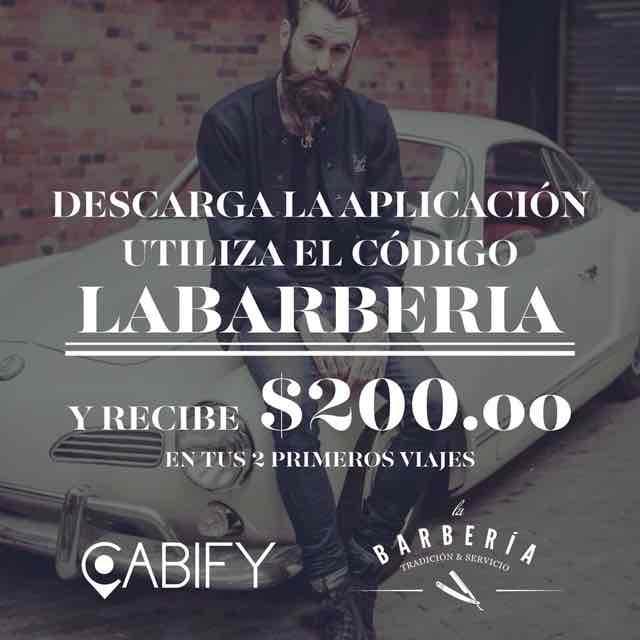 Cabify: 2 viajes gratis de hasta $200 -solo nuevos usuarios Puebla-