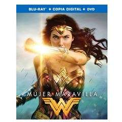 Sanborns DVD/BLUR Mujer Maravilla y otros