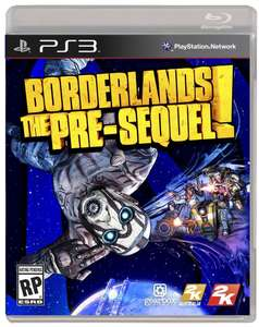 Amazon MX: Borderlands The Pre-Sequel  Standard Edition para PS3 a $179.86