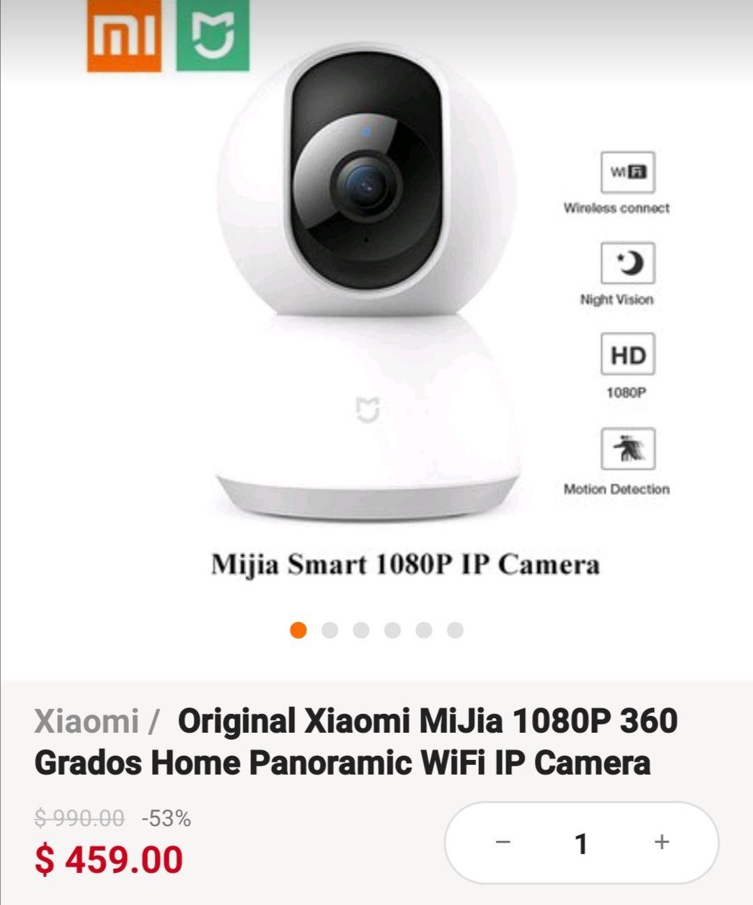 Linio: Xiaomi Mijia Smart 1080