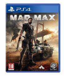 Amazon: Mad Max para PS4 a $467