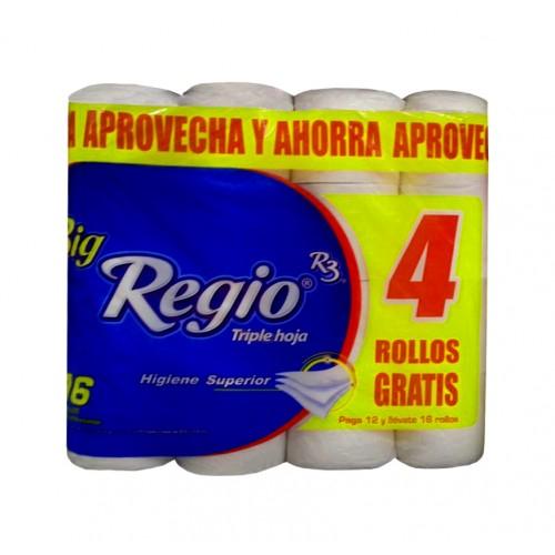Chedraui Tampico Norte: Papel Higiénico Regio a $11.50